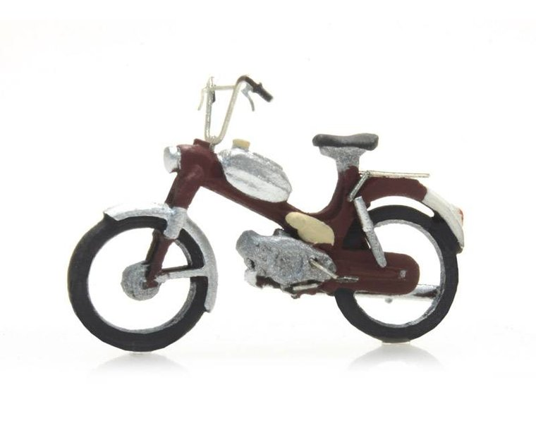 Puch red