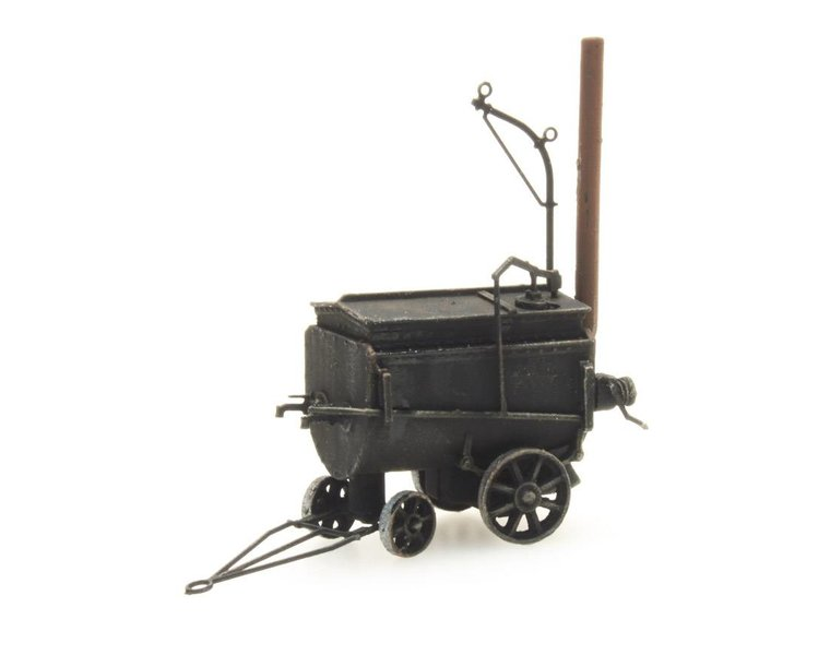Tar tank cart