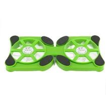 Mini Laptop Koeler Fan Groen