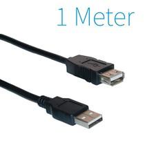 USB Verlengkabel 1 Meter