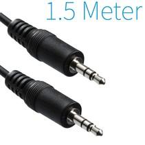 3,5mm Audio Jack Kabel 1.5 Meter