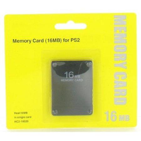 16MB Geheugenkaart voor Playstation 2