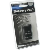 Accu Batterij 3600 mAh voor PSP 1000 en PSP 3000