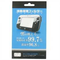 Screen Protector Folie voor Wii U Gamepad