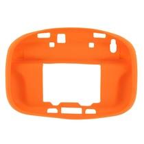 Siliconen Hoes Oranje voor Wii U Gamepad