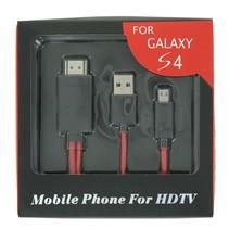 Micro USB MHL naar HDMI Adapter Kabel