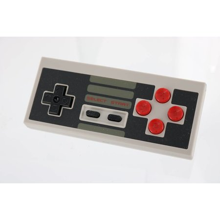 8Bitdo NES30 Controller SET met Mini NES Retro Receiver