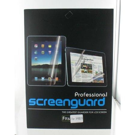 Screen Protector Bescherm Folie voor Apple iPad 3