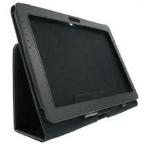 Lederen Hoes voor Samsung Galaxy Tab 2 10.1