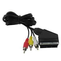 RCA (Composiet) naar Scart Kabel 1.5 Meter