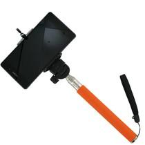 Selfie Statief voor Smartphones Oranje Stick
