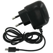 Micro USB AC oplader – 2A – Zwart