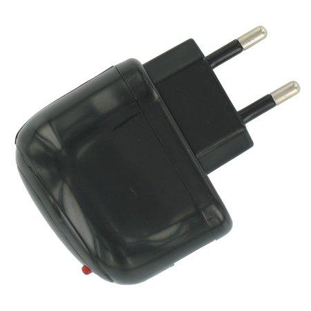 Oplaad Set Zwart 4in1 voor iPhone 3G / 3GS / 4