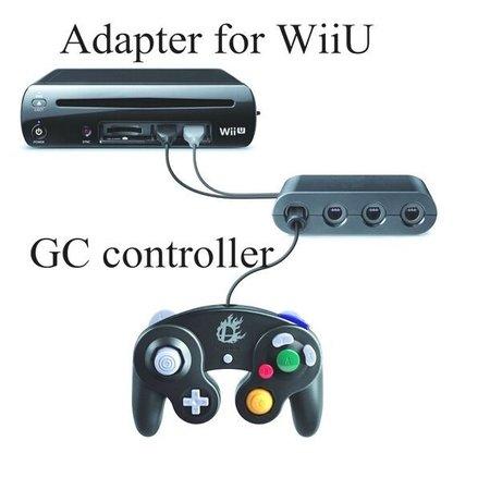 GameCube Controller Adapter voor Wii U en PC