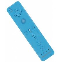 Remote Licht Blauw voor de Wii en Wii U met Motion+