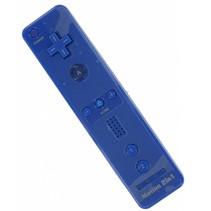 Remote Blauw voor de Wii en Wii U met Motion+
