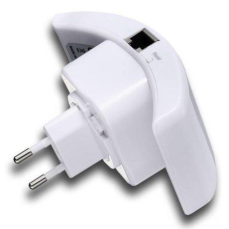 WiFi Repeater / WiFi Versterker - Wireless - 300Mbps - 2,4 GHz - Geïntegreerde antennes