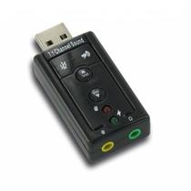 USB 7.1 Geluidskaart Adapter