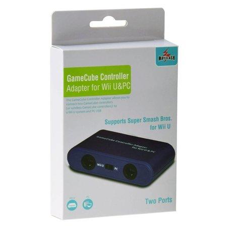 MayFlash GameCube Controller adapter voor Wii U en PC