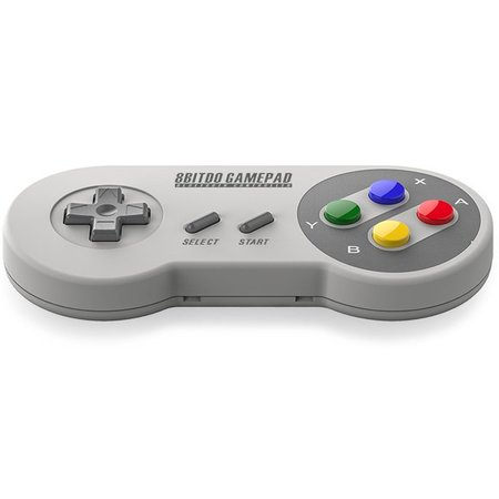 8Bitdo SFC30 Draadloze Bluetooth Retro Controller voor Android, Windows en MAC OS