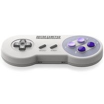 SNES30 Draadloze Bluetooth Retro Controller voor Android, Windows en MAC OS