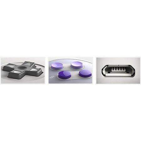 8Bitdo SNES30 Draadloze Bluetooth Retro Controller voor Android, Windows en MAC OS
