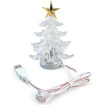USB RGB Kerstboom met 7 Kleuren