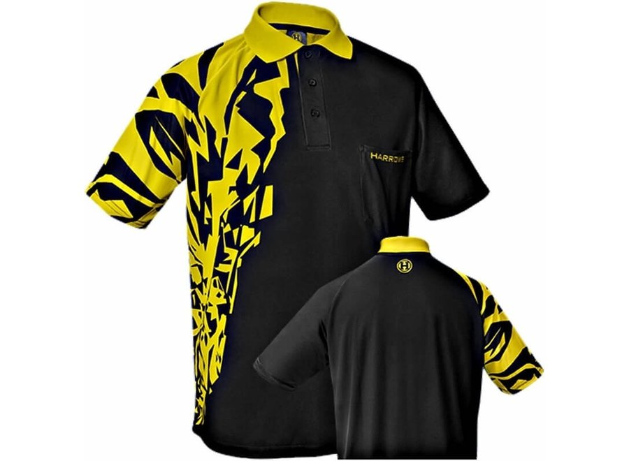 Camisa Harrows Dardo Rapide amarillo