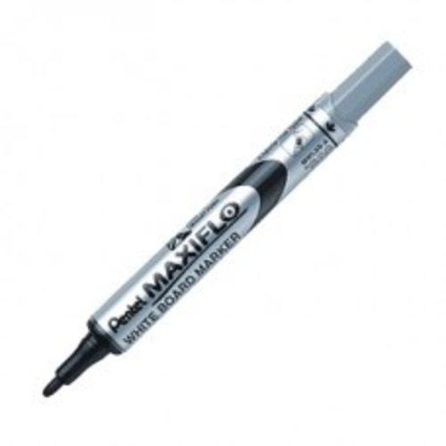 Pentel maxiflo Whiteboard marker JR zwart