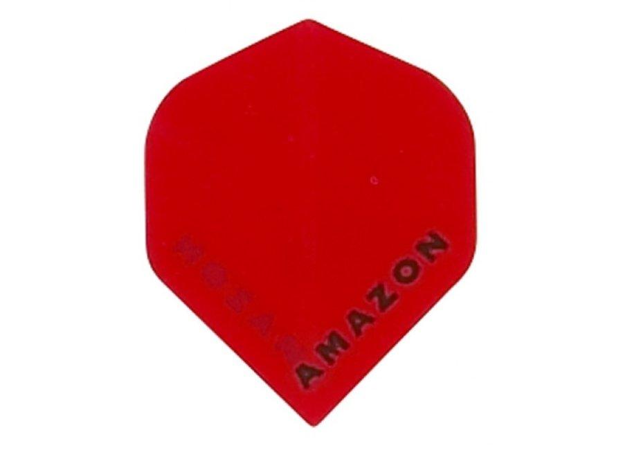 Amazon flight Rood