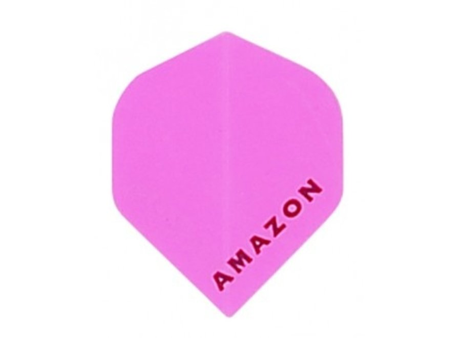 Amazon flight Roze