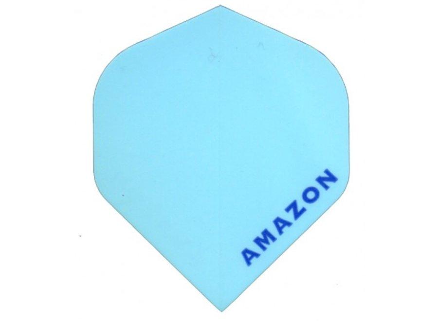 Amazon flight Lichtblauw