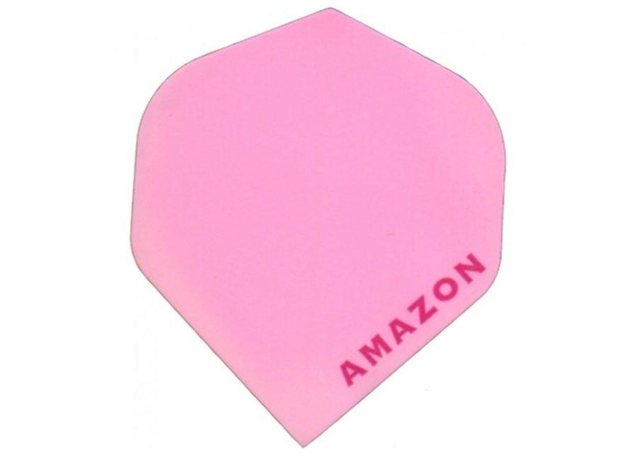 Amazon flight Oud roze