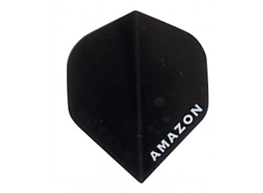 Amazon flight zwart transparant