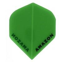 Amazon flights groen transparant