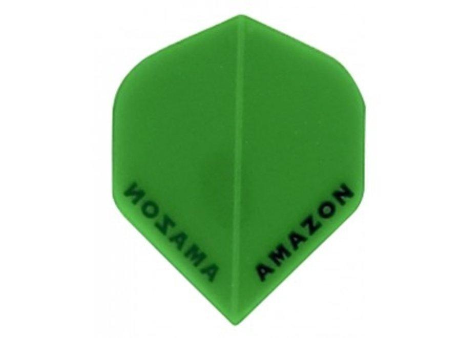 Amazon flight groen transparant