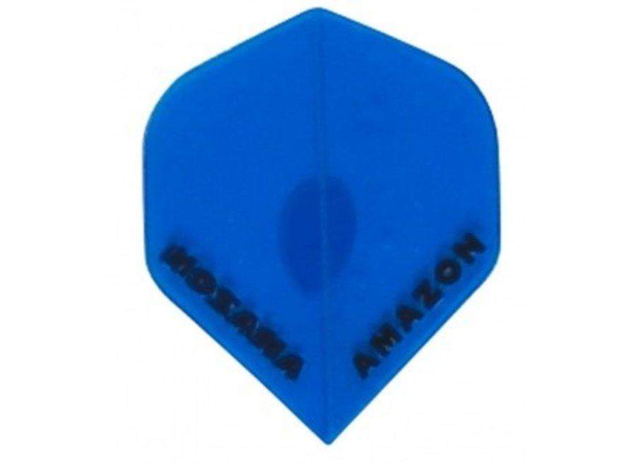 Amazon flight blauw transparant