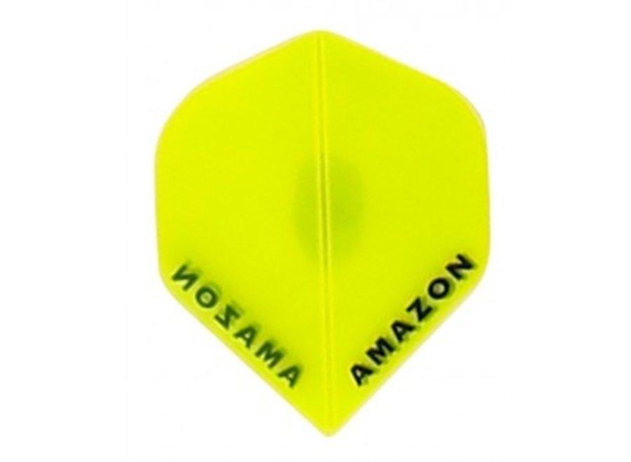 Amazon flight geel transparant