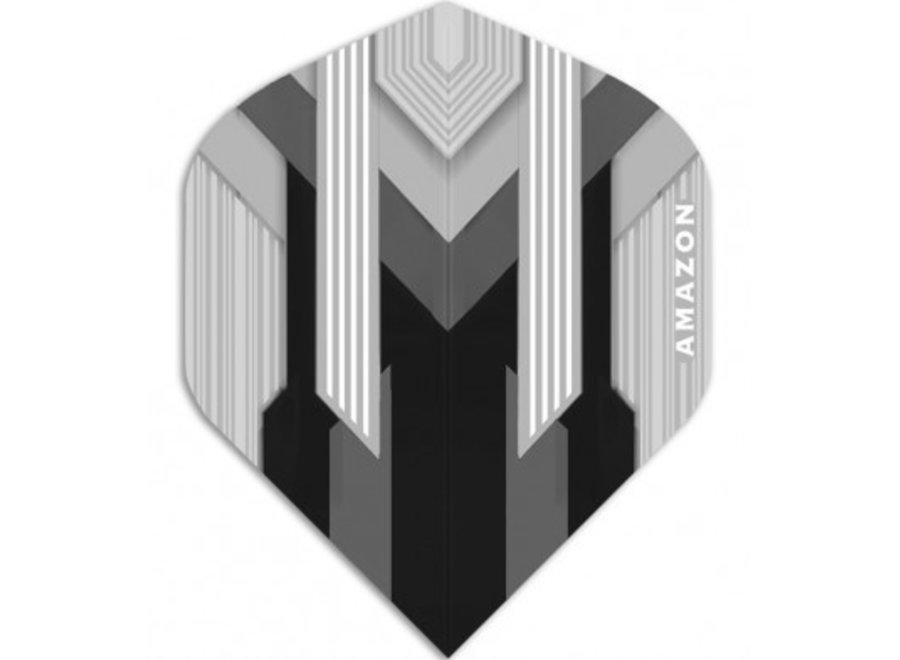 Amazon AM Zilver/zwart