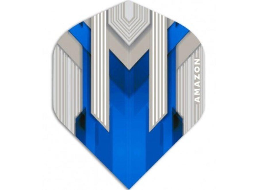 Amazon AM Zilver/blauw