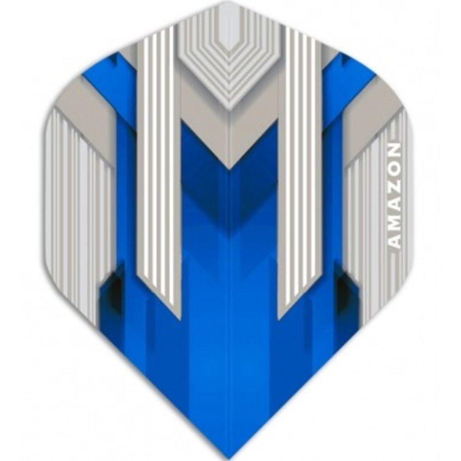 Amazon AM Zilver/blauw-1