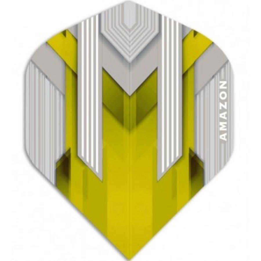 Amazon AM Zilver/geel-1