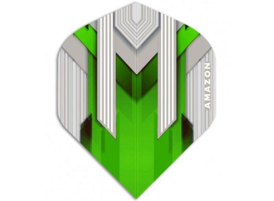 Amazon AM Zilver/groen