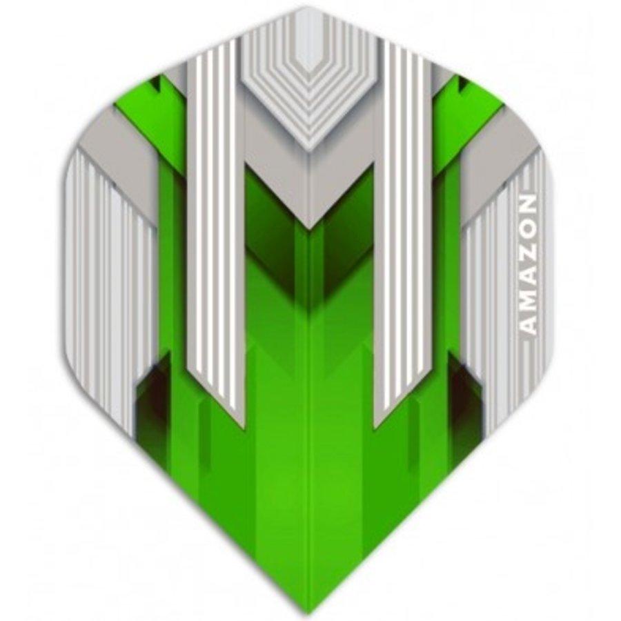 Amazon AM Zilver/groen-1
