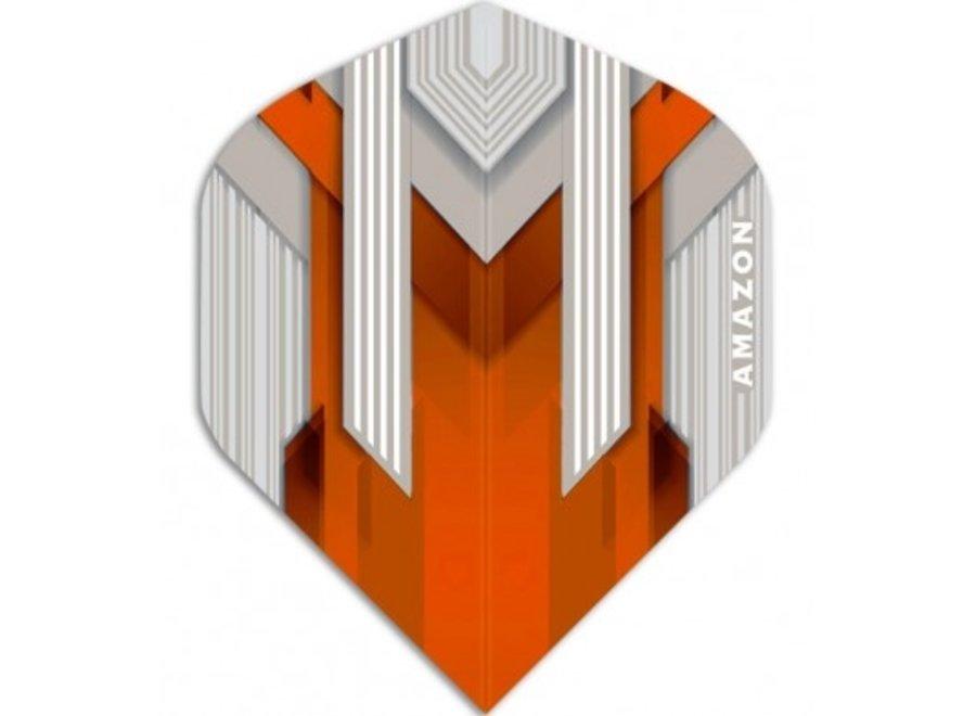 Amazon AM Zilver/oranje