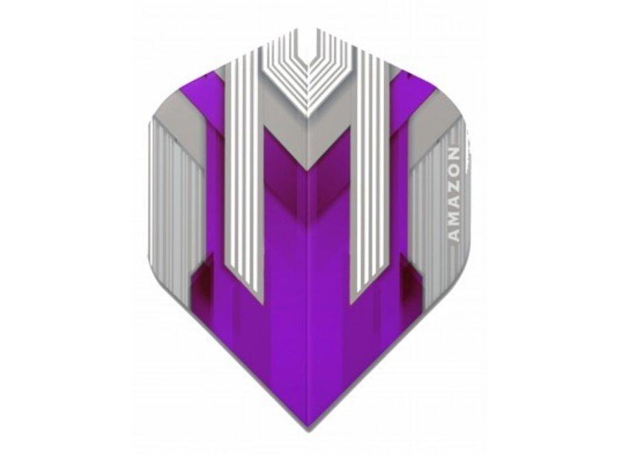 Amazon AM Zilver/paars