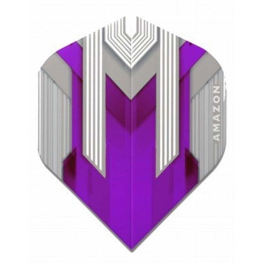 Amazon AM Zilver/paars-1
