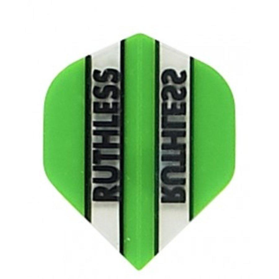 Ruthless flights groen/doorzichtig-1