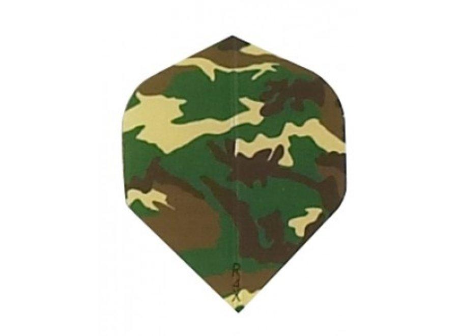 Ruthless flight Jungle camouflage