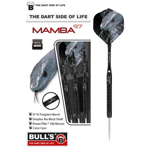 Bull's  Mamba M2 97% 22 gram